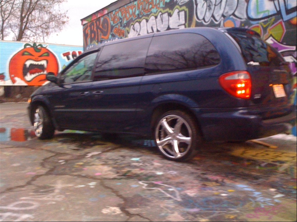 Dodge Caravan wheels #1