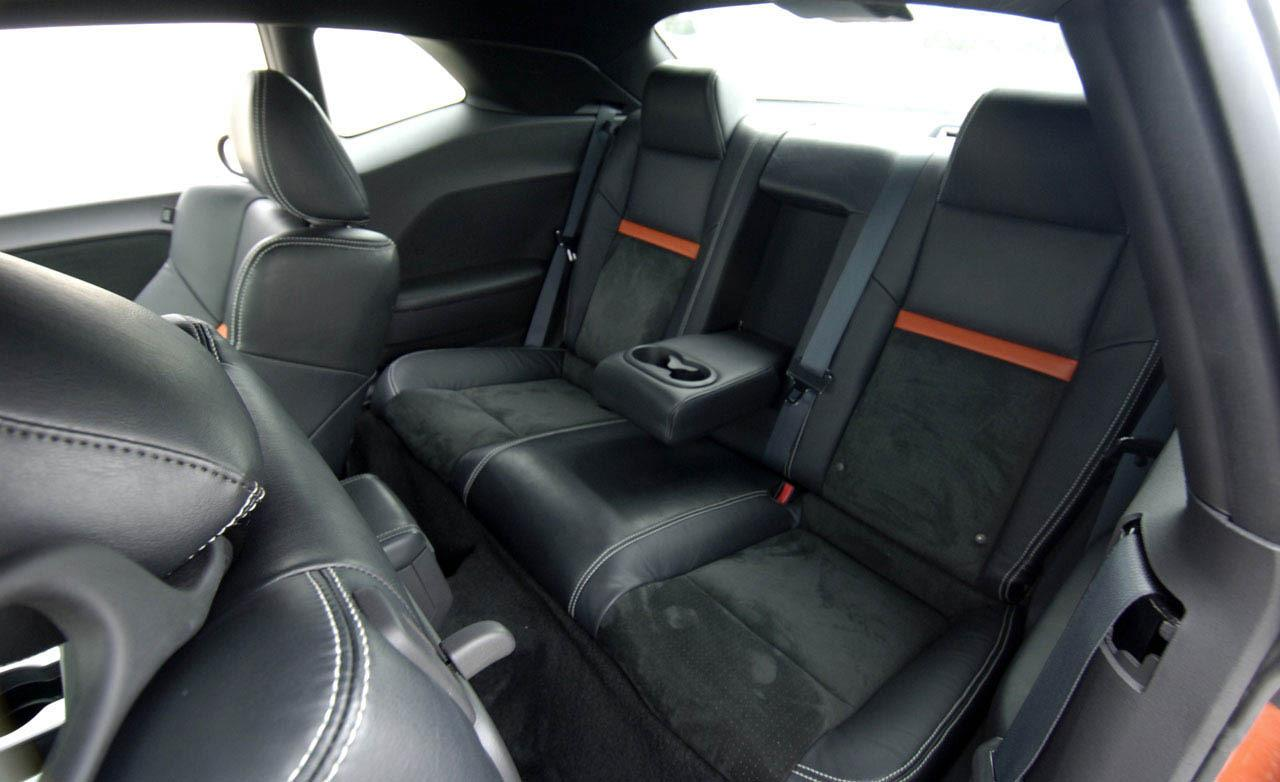Dodge Challenger interior #1