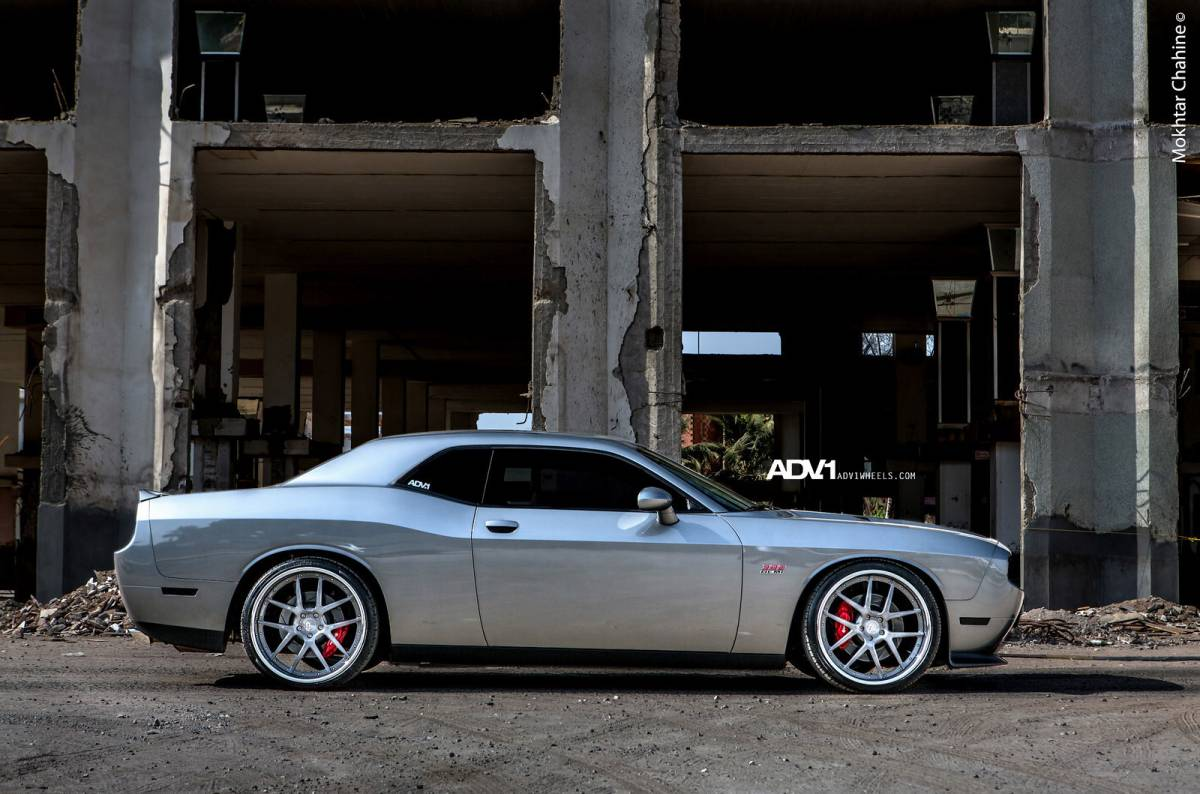 Dodge Challenger wheels #2