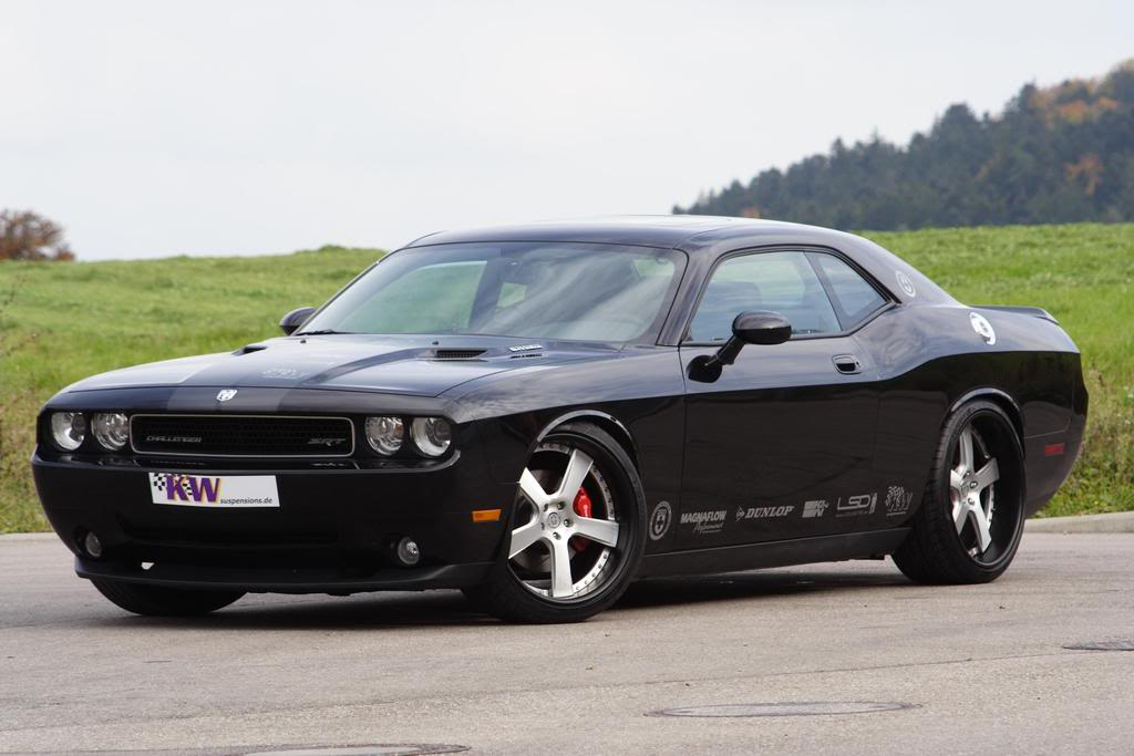 Dodge Challenger wheels #4