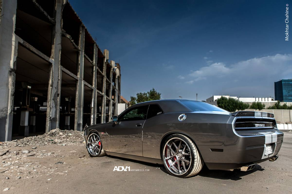 Dodge Challenger wheels #1