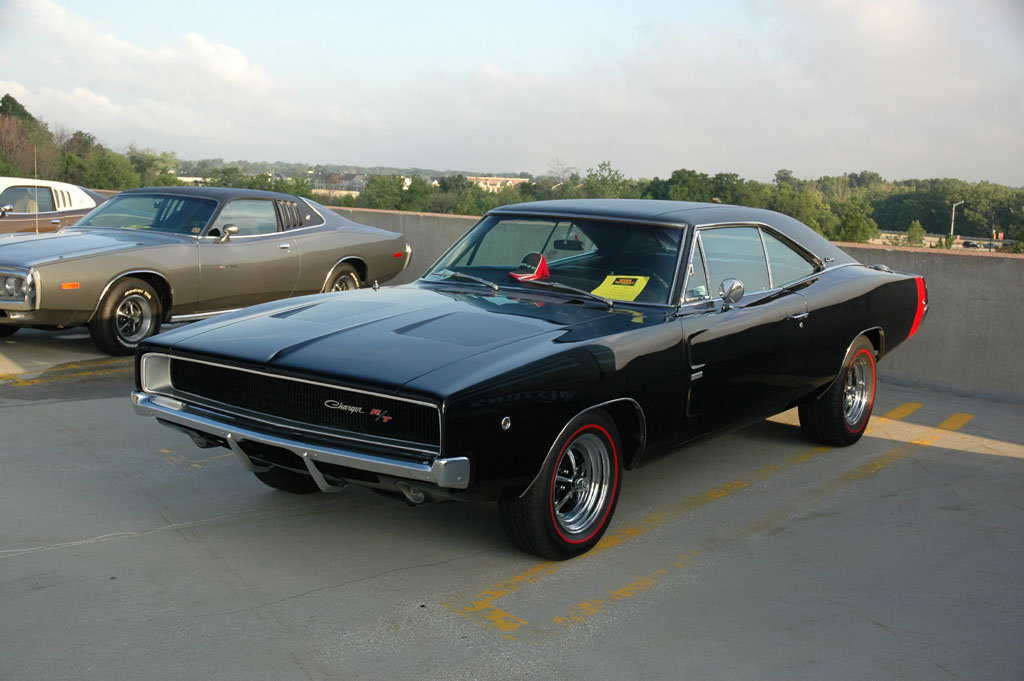 Dodge Charger black #2