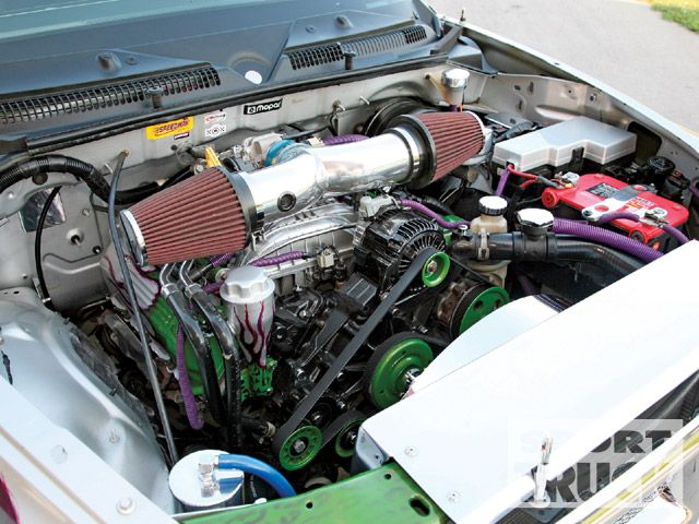 Dodge Dakota engine #2