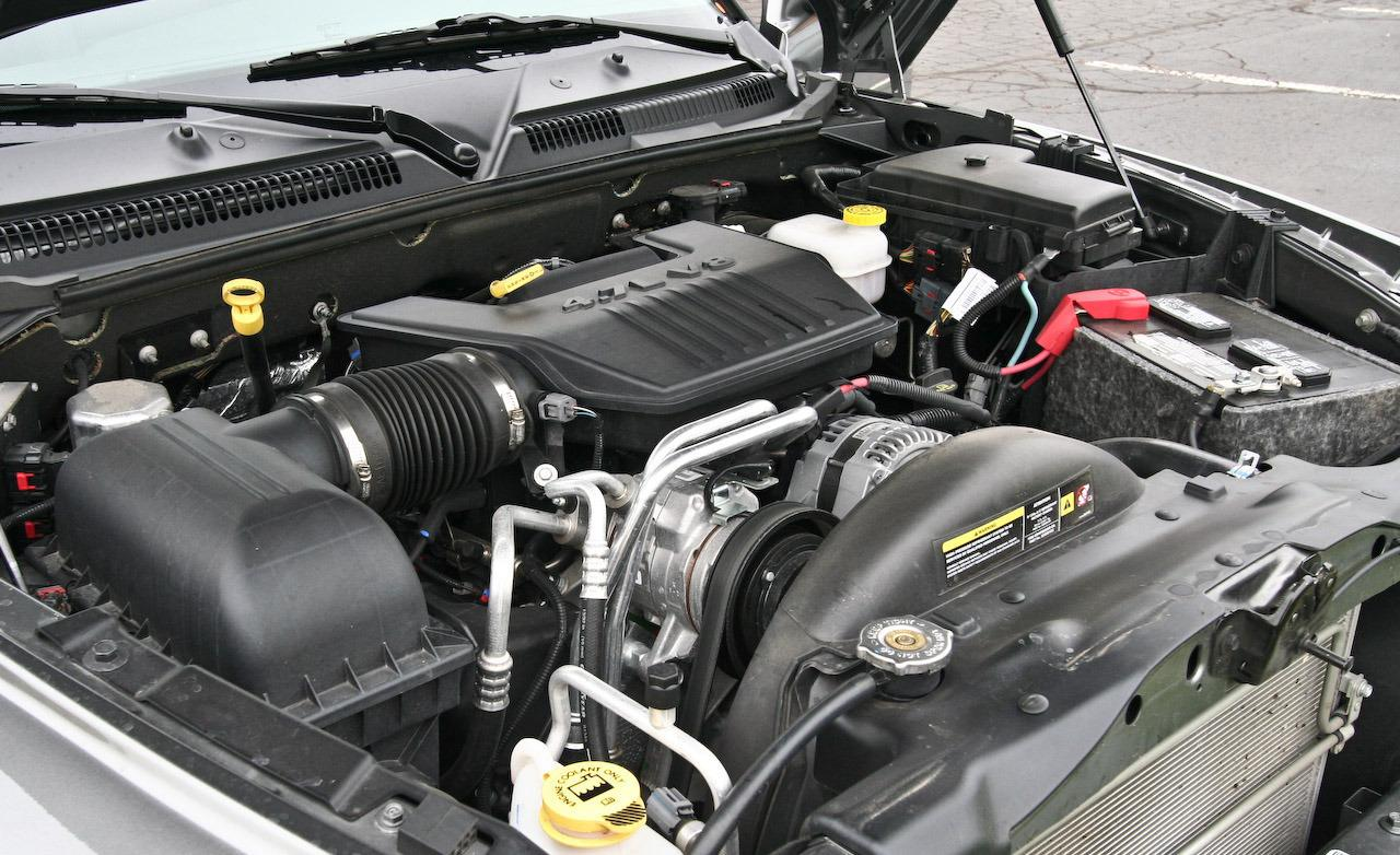 Dodge Dakota engine #1