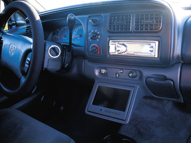 Dodge Dakota interior #4