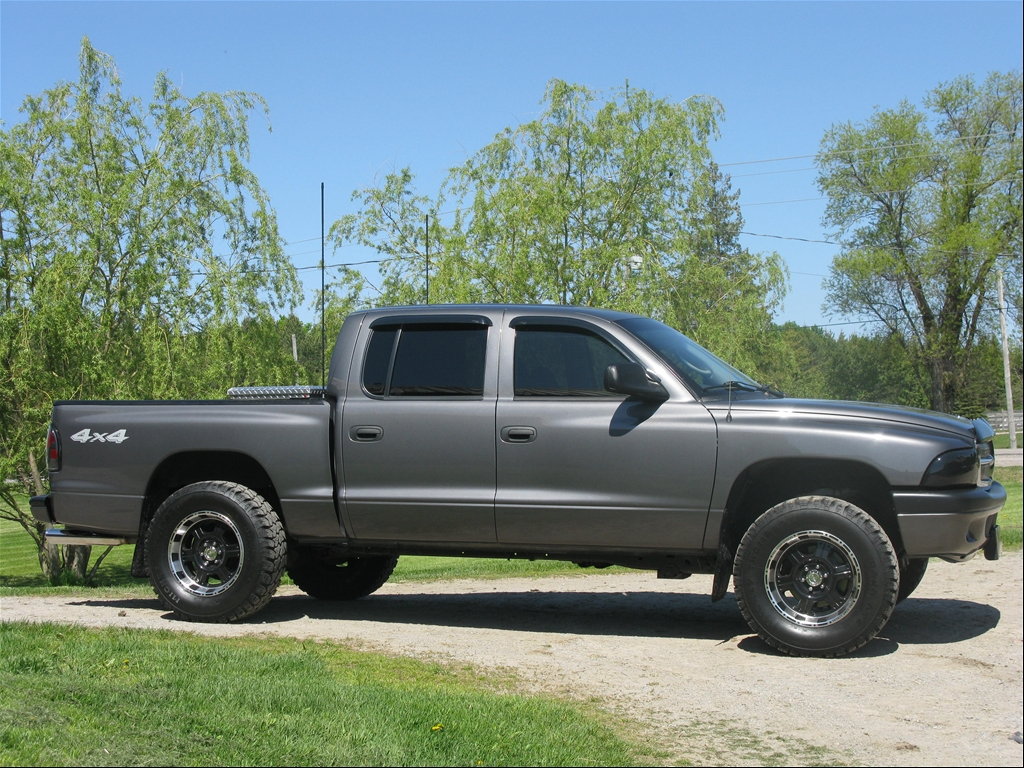 Dodge Dakota wheels #2