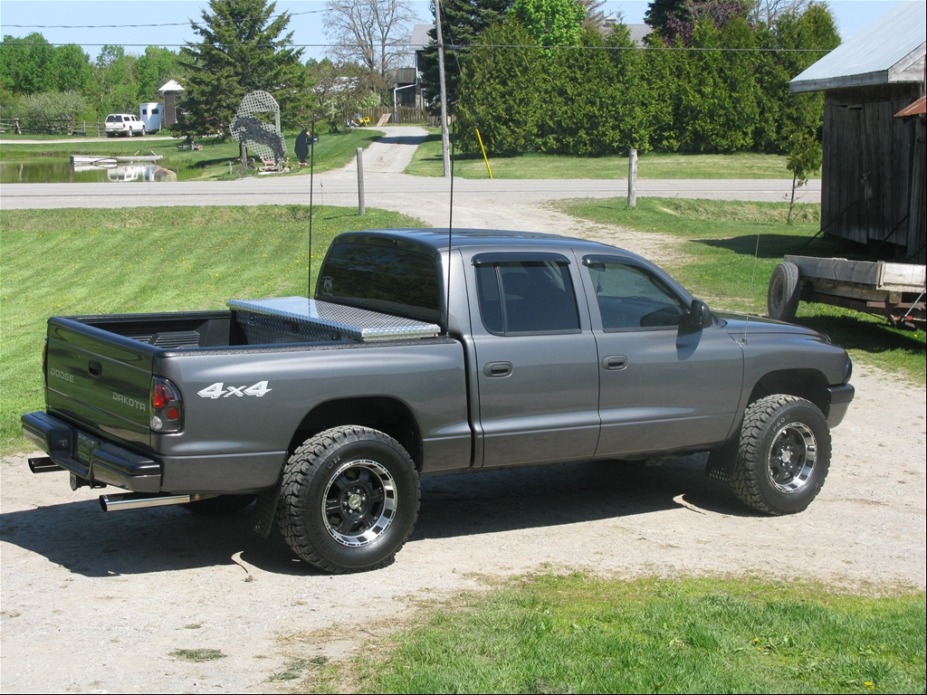Dodge Dakota wheels #3