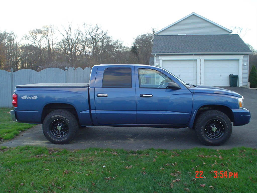 Dodge Dakota wheels #1