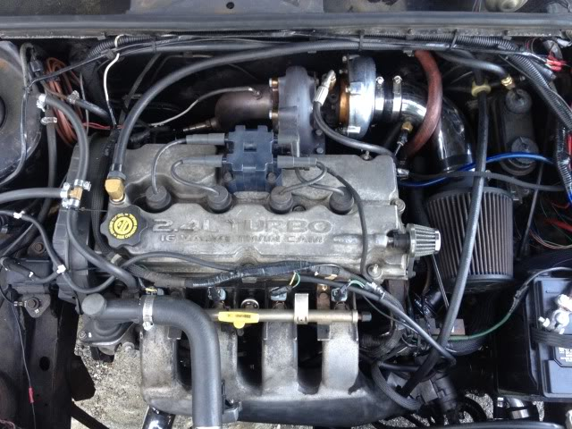 Dodge Omni engine #4