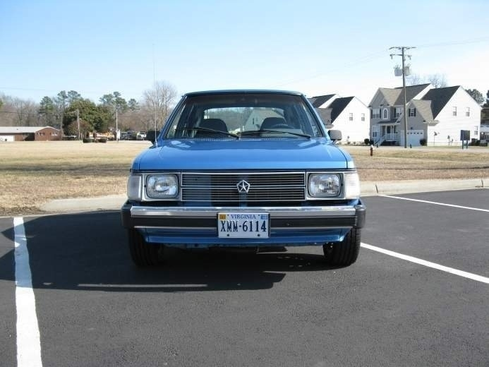 Dodge Omni engine #1