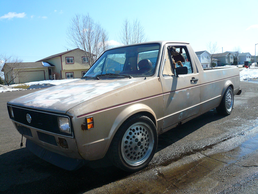 Dodge Omni wheels #2