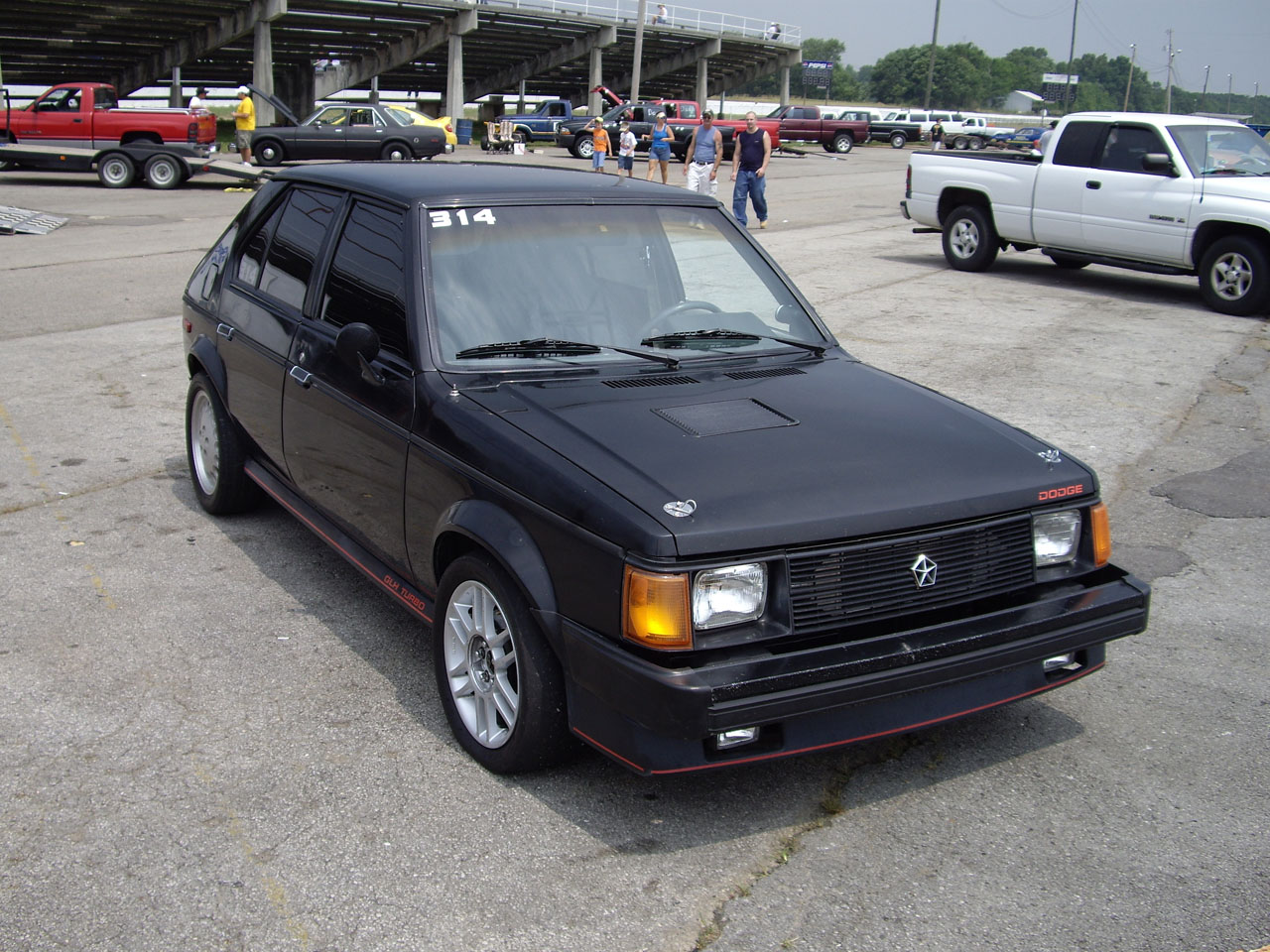Dodge Omni wheels #4