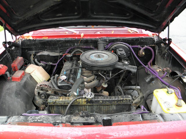Dodge RAM 150 engine #1