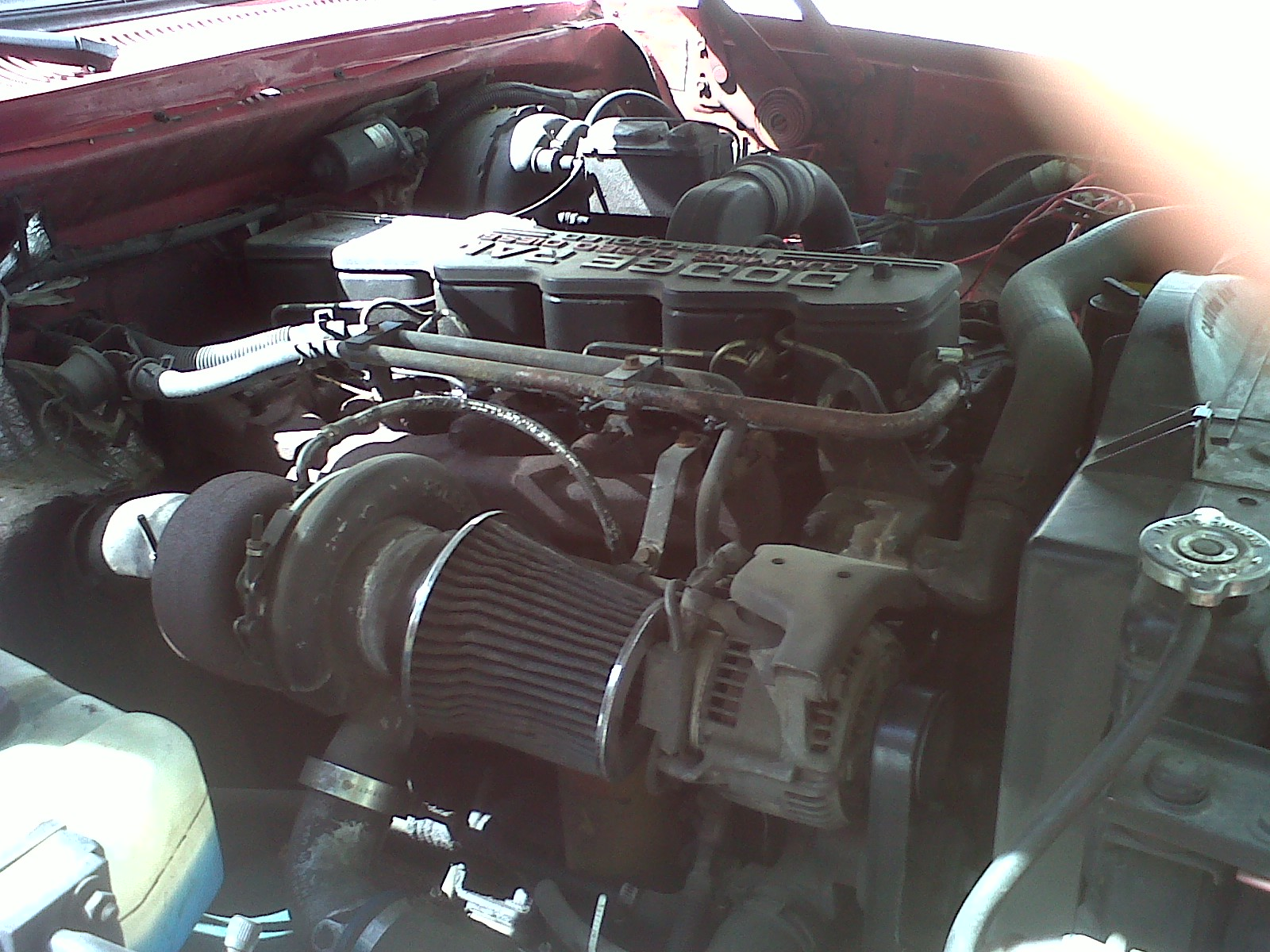Dodge RAM 350 engine #1