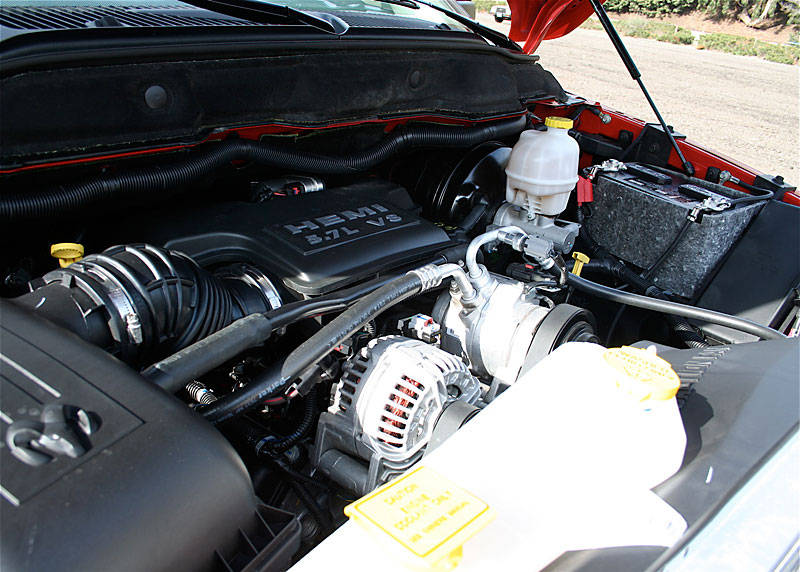 Dodge Ram Pickup 1500 engine #3