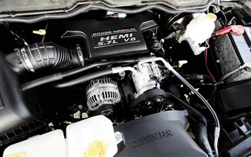 Dodge Ram Pickup 1500 engine #4