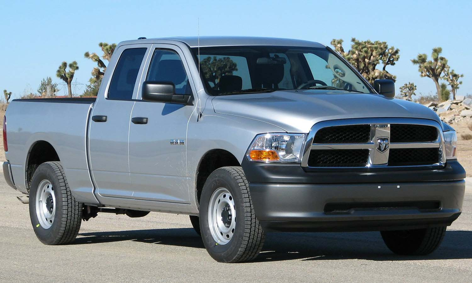Dodge Ram Pickup 1500 interior #2