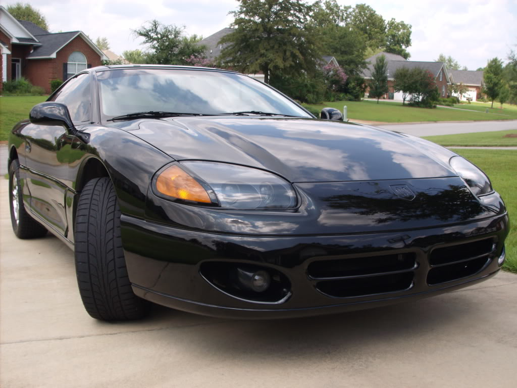 Dodge Stealth black #3