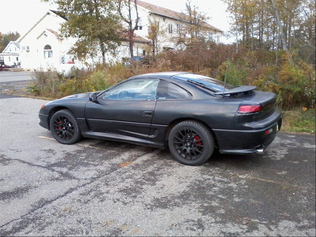 Dodge Stealth black #4