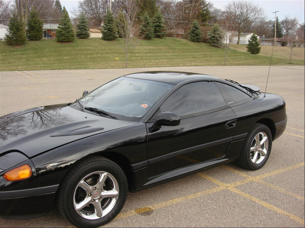 Dodge Stealth black #1