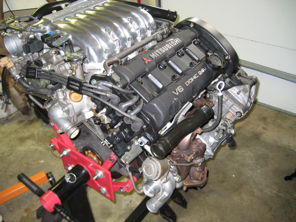 Dodge Stealth engine #3