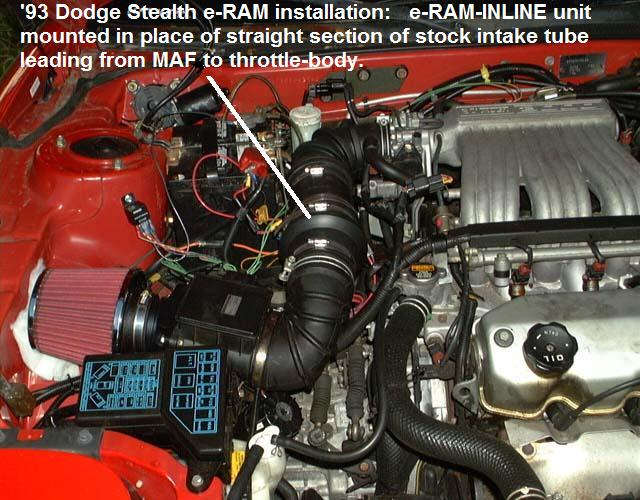 Dodge Stealth engine #4