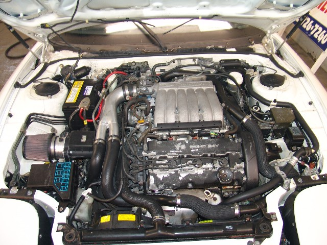 Dodge Stealth engine #1
