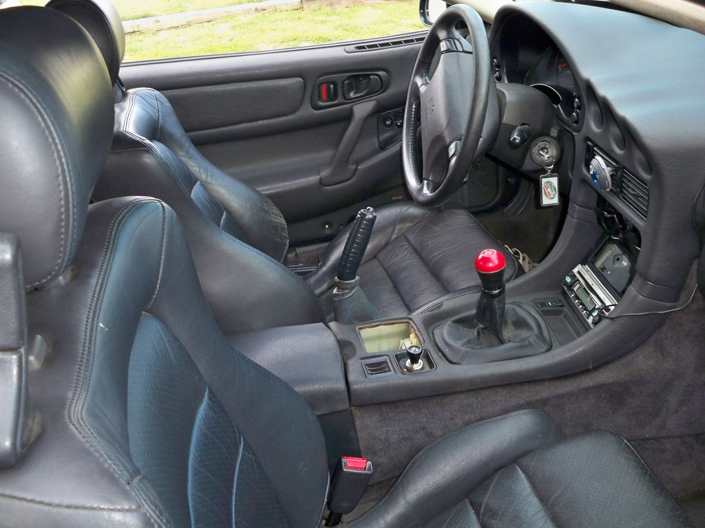 Dodge Stealth interior #3
