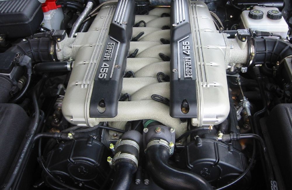 Ferrari 456M engine #2
