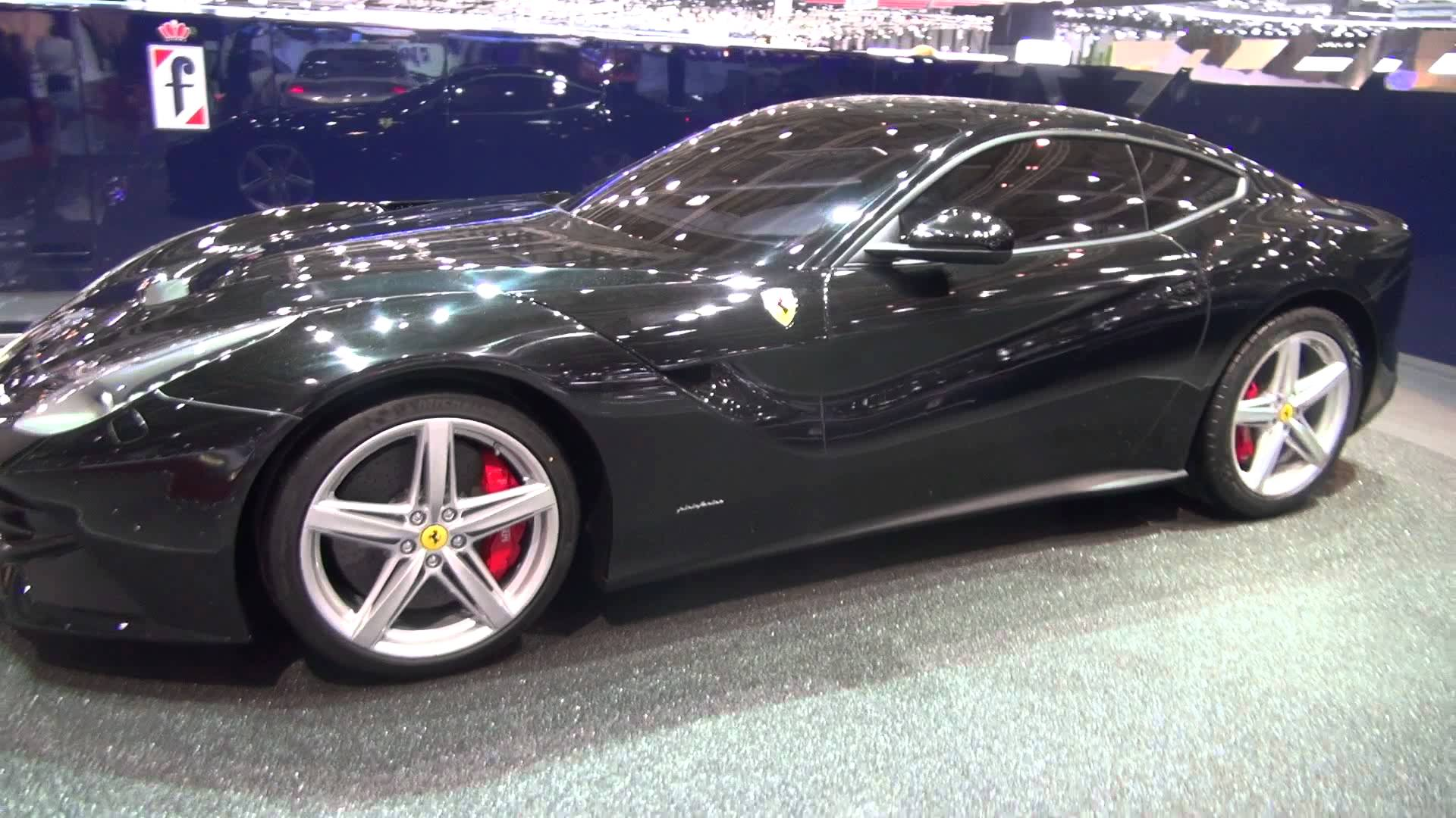 Ferrari F12 Berlinetta black #4