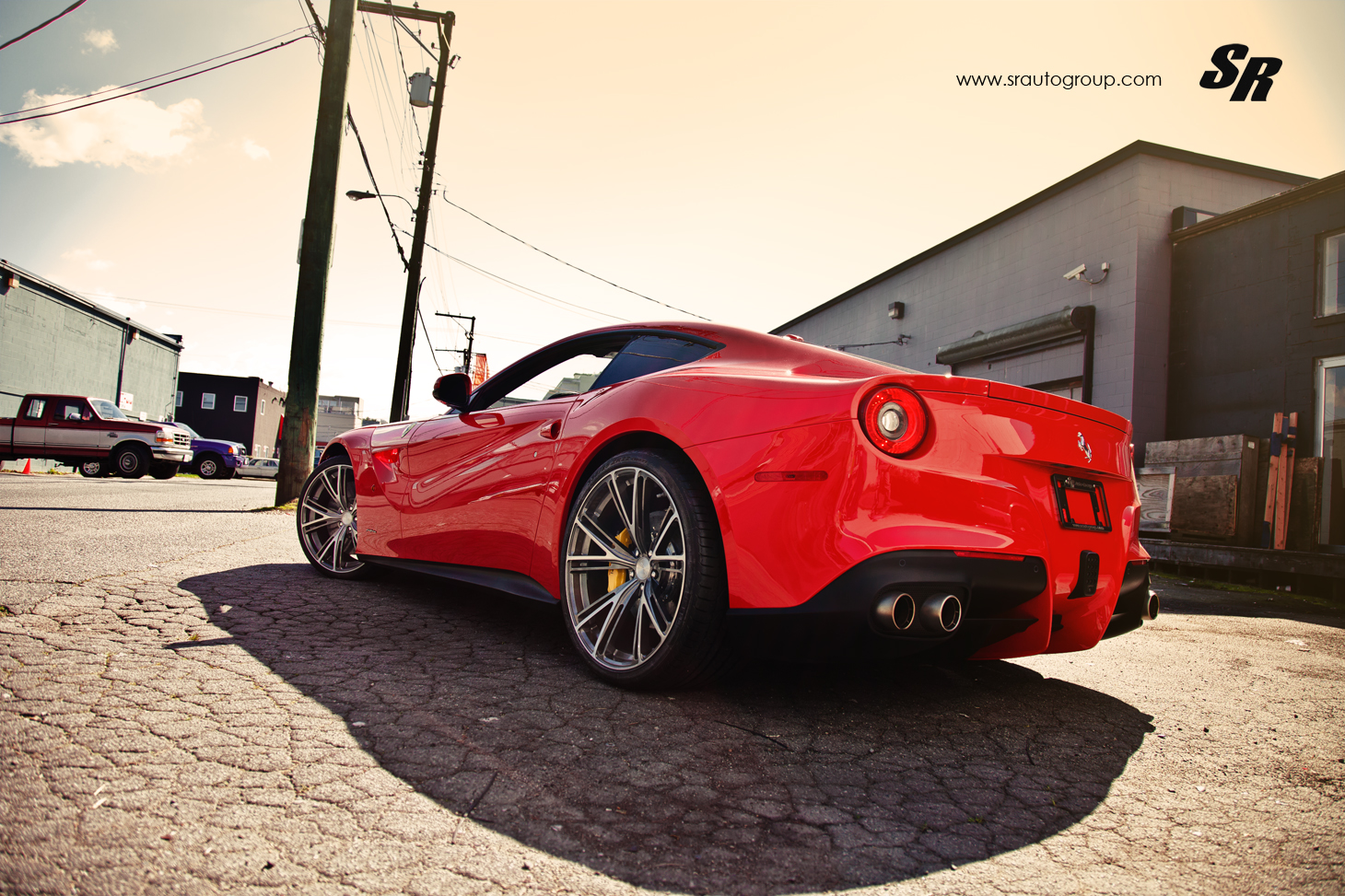 Ferrari F12 Berlinetta wheels #2