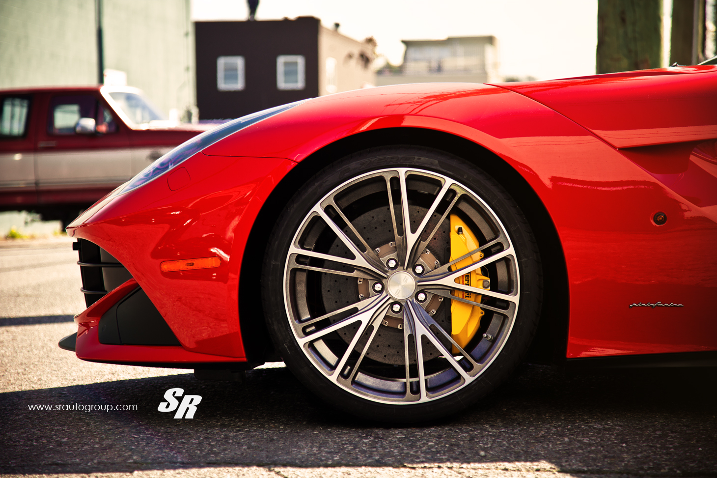 Ferrari F12 Berlinetta wheels #4