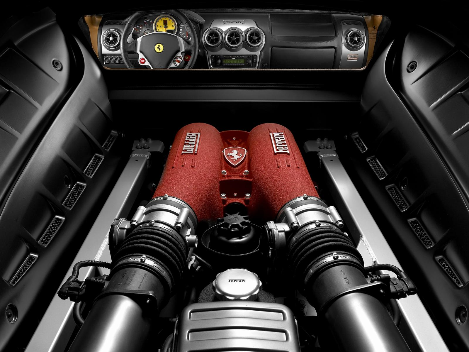 Ferrari F430 engine #1