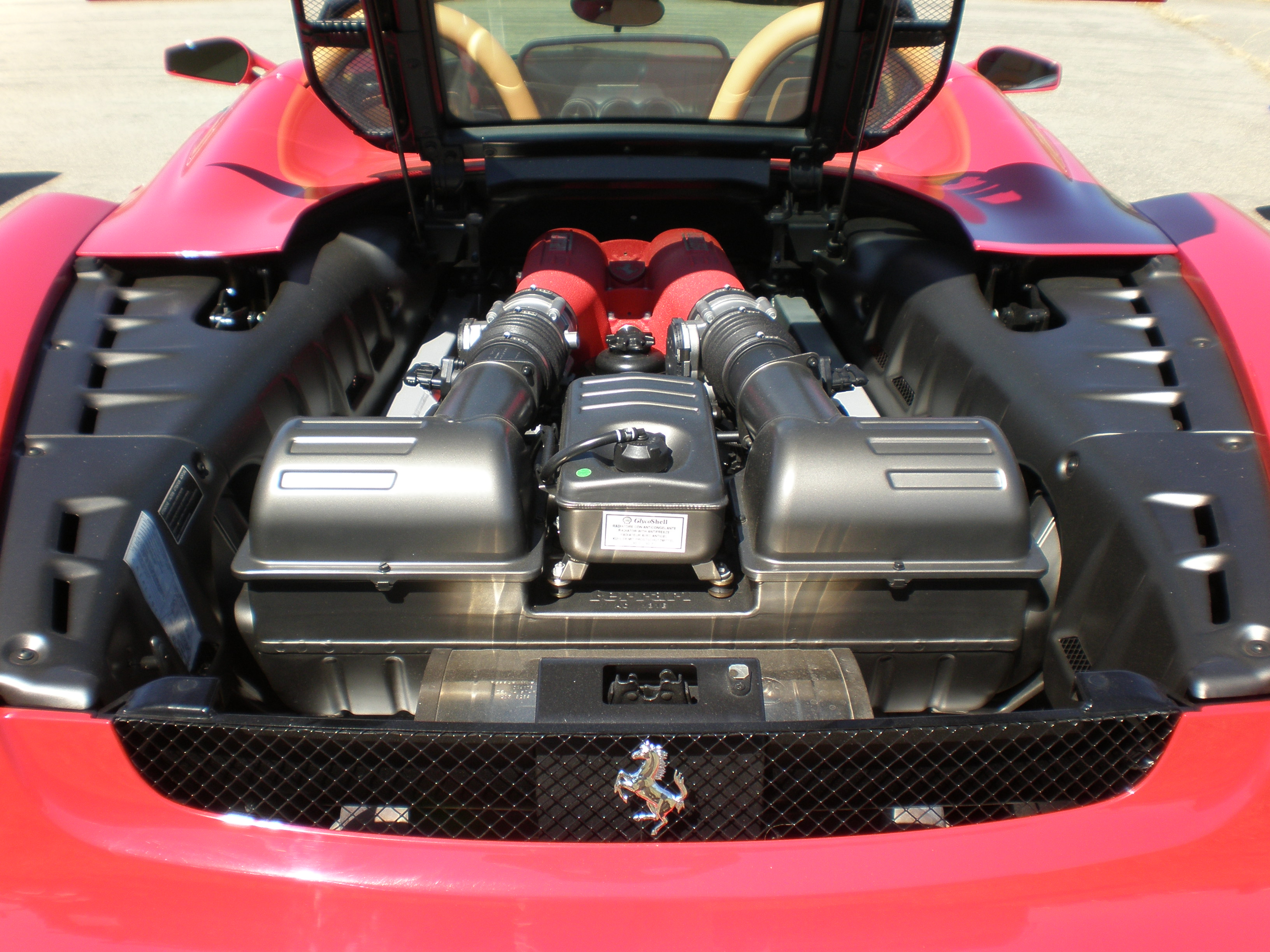 Ferrari F430 engine #2