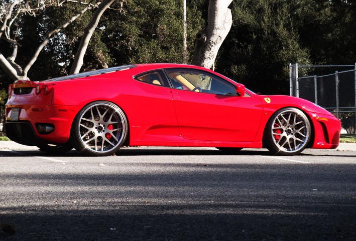 Ferrari F430 wheels #3