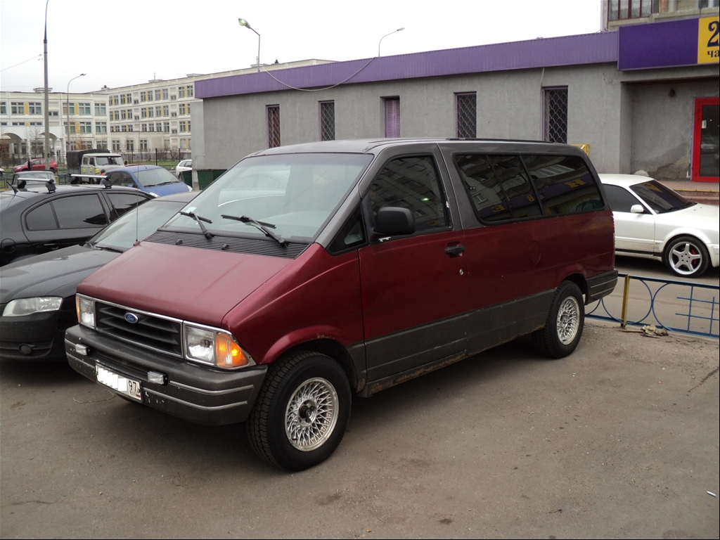 Ford Aerostar wheels #1