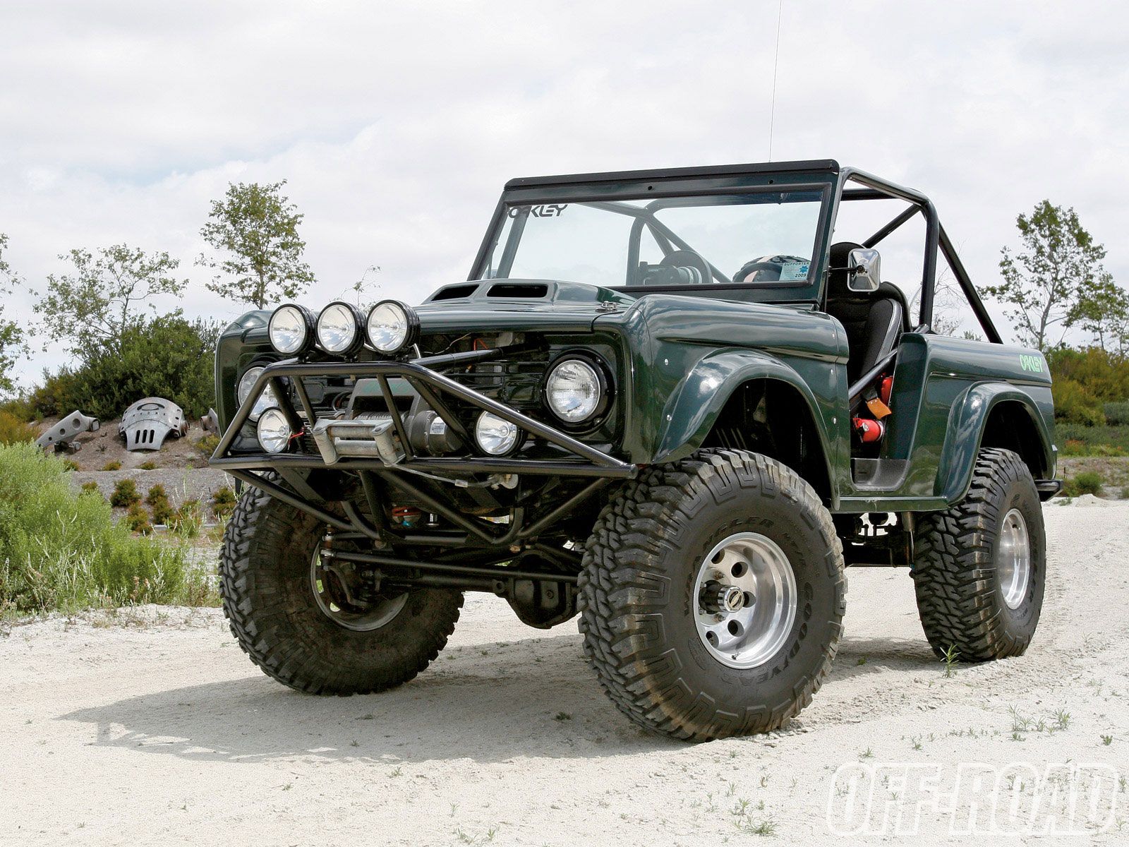 Ford Bronco #11