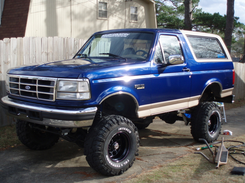 Ford Bronco #4