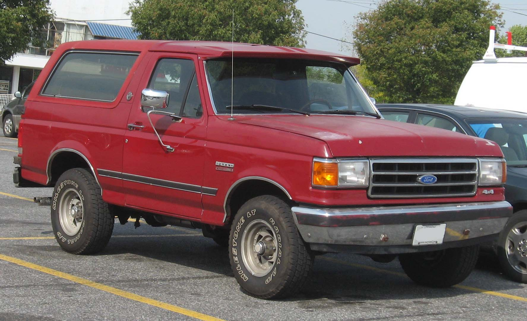 Ford Bronco #5