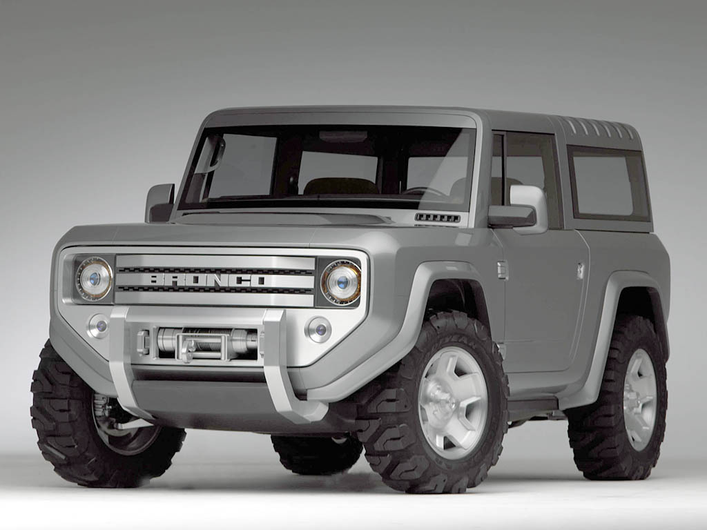 Ford Bronco #7