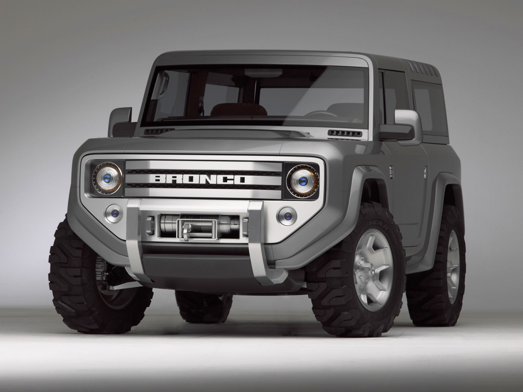 Ford Bronco #9
