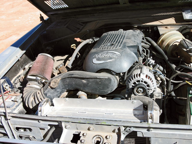 Ford Bronco engine #2