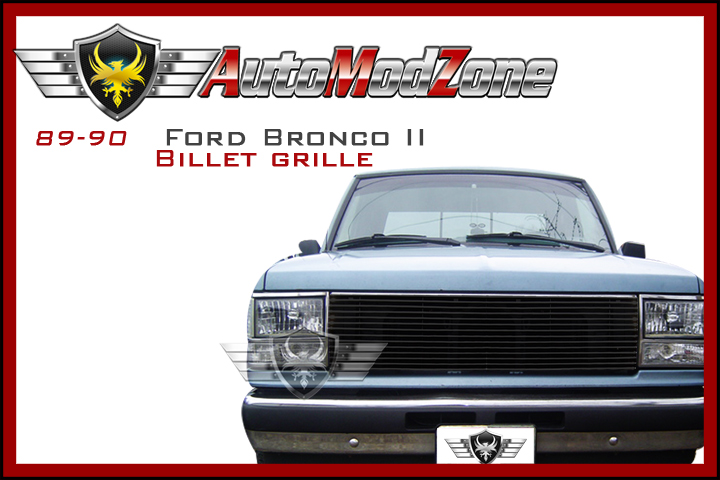 Ford Bronco II black #4