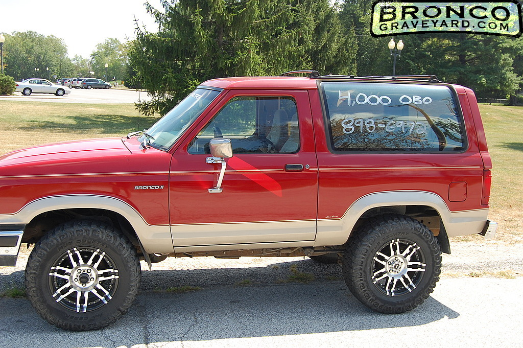 Ford Bronco II wheels #3