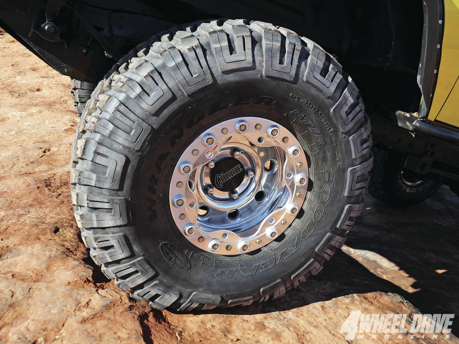 Ford Bronco wheels #2