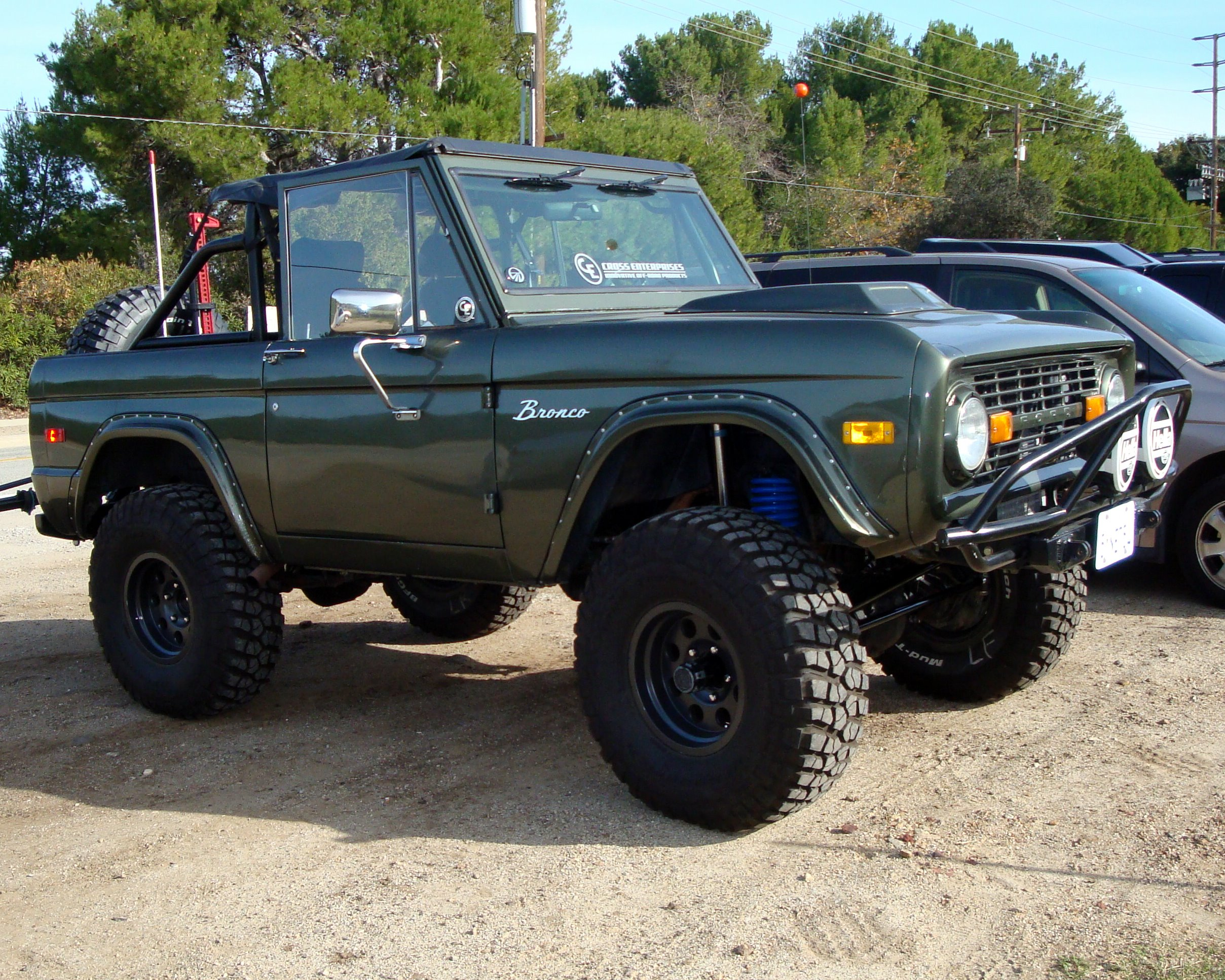 Ford Bronco wheels #3