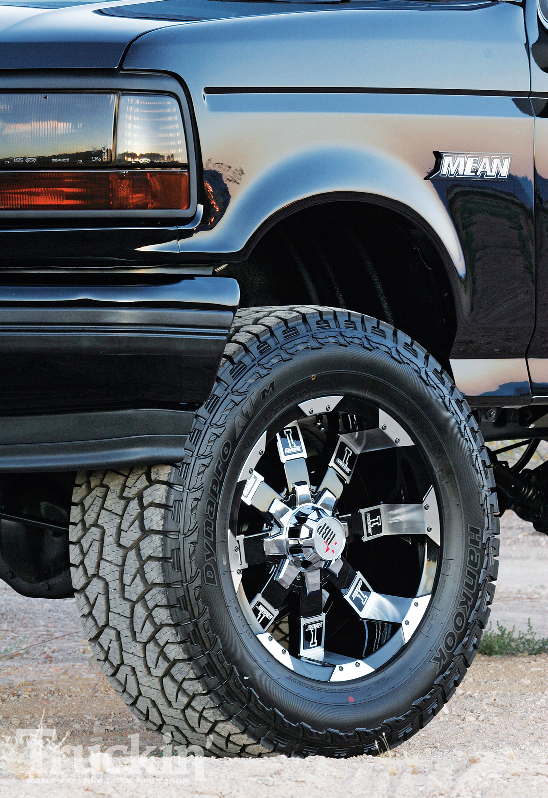 Ford Bronco wheels #4