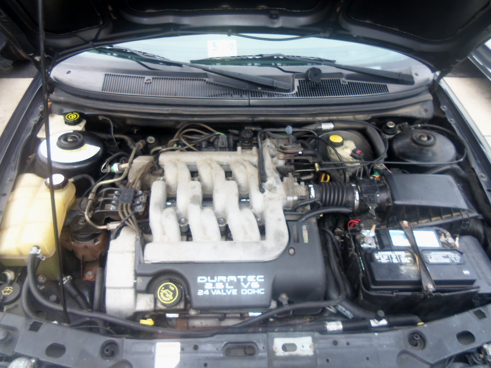 Ford Contour engine #1