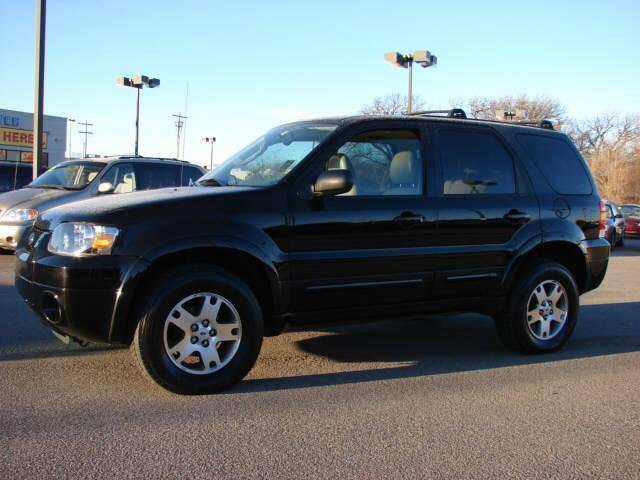 Ford Escape black #2