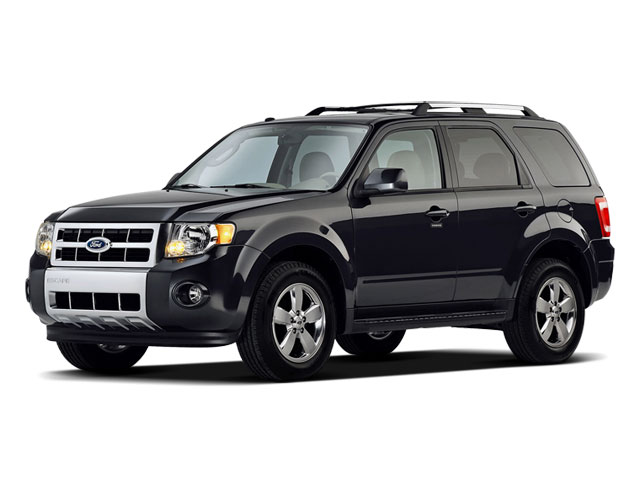 Ford Escape black #3